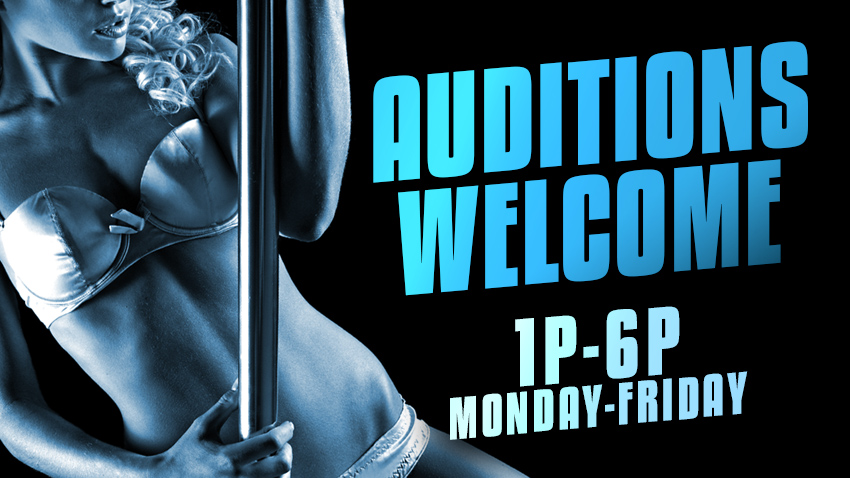 Auditions Welcome