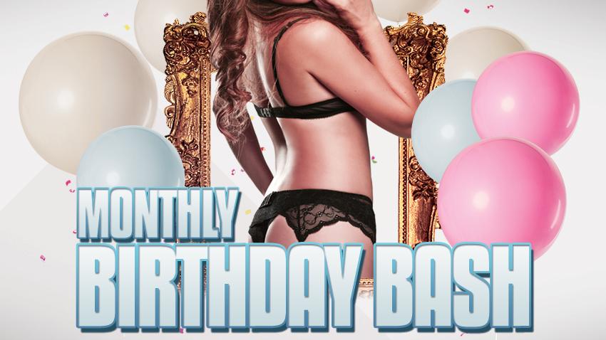 Monthly Birthday Bash