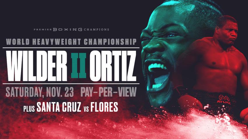 Wilder v Ortiz 2